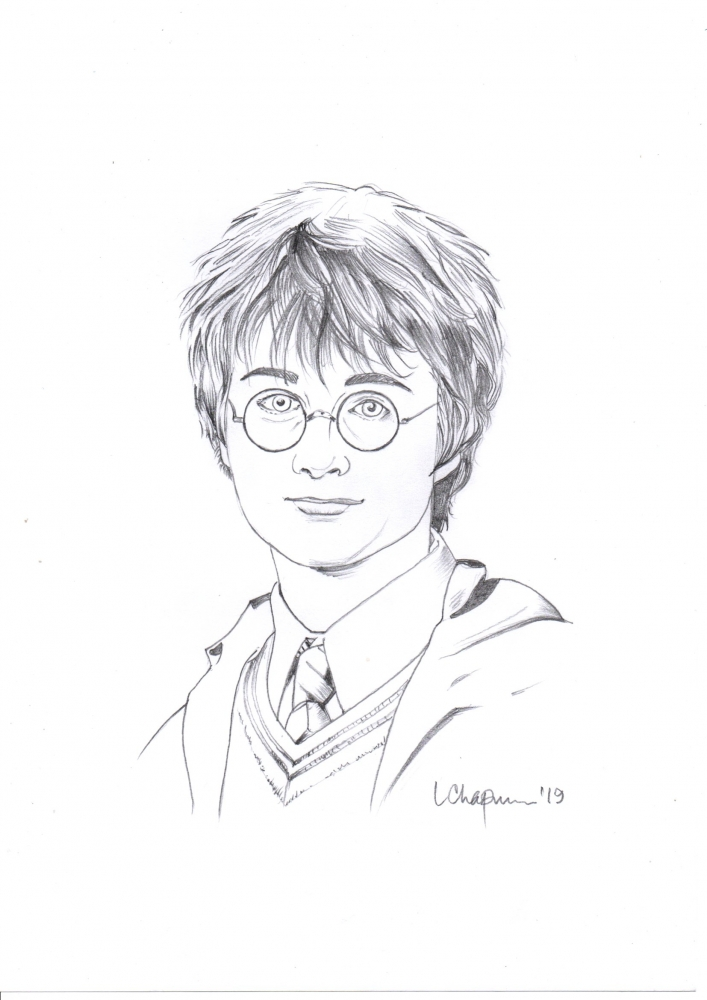 Daniel Radcliffe por TinkerTailor